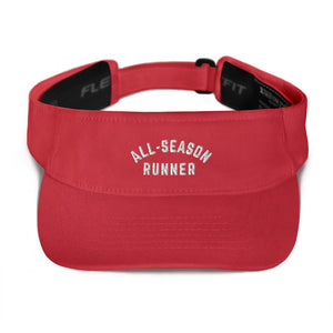 All-Season Runner: Visor - The All-Season Co.