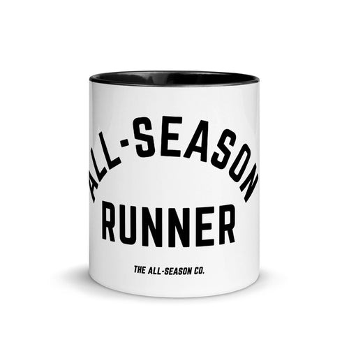 All-Season Runner: Ceramic mug - The All-Season Co.