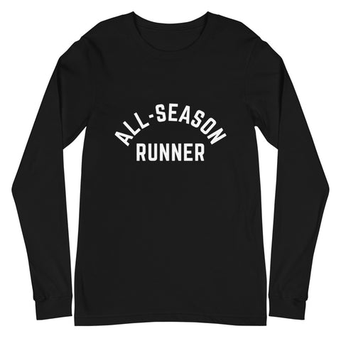 All-Season Runner: Women's Long Sleeve Tee
