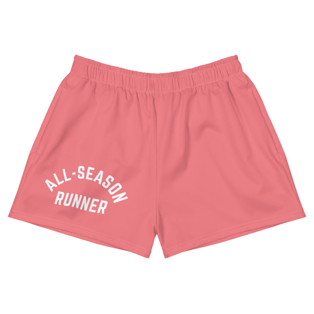 All-Season Runner: Women's athletic shorts - The All-Season Co.