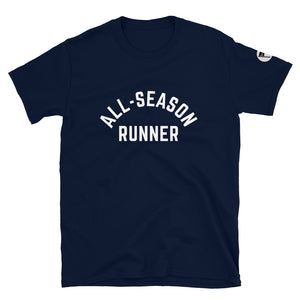 All-Season Runner: short-sleeve unisex tee - The All-Season Co.