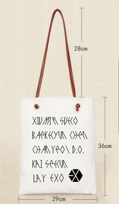 Sac Canva EXO