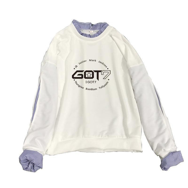 Sweat Harajuku Got7