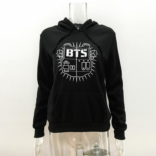 Sweat à capuche BTS K-pop