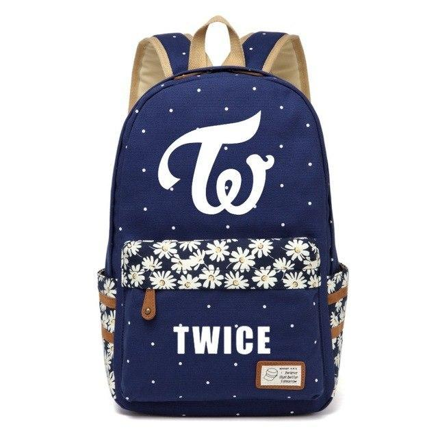 Backpack Twice