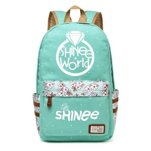 Backpack SHINee World