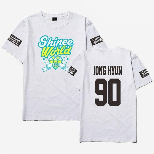 T-shirt SHINee World