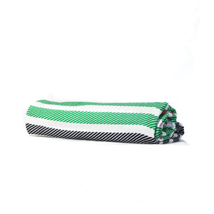 Pan- African Flag Swaddle