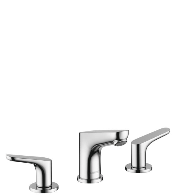 Hansgrohe Focus 100 Widespread Faucet 12 Gpm 04369000