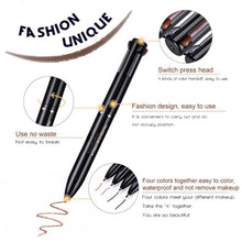 Brow Contour 4-In-1 Defining & Highlighting Brow Pencil - Beauty Define