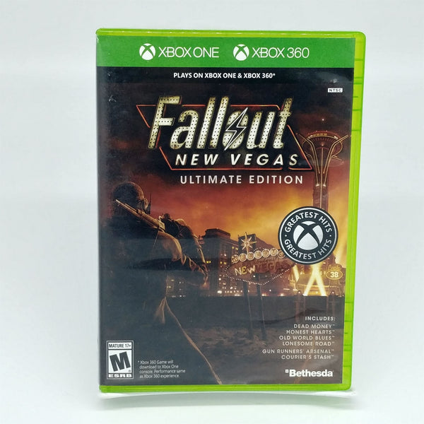 Fallout: new vegas ultimate edition release date (xbox 360, ps3, pc).