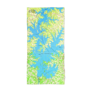 Lake Norman Beach Towel