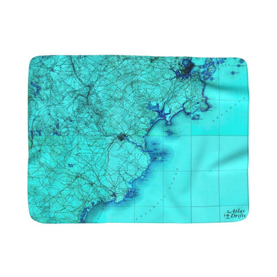 Biddeford Sherpa Fleece Blanket