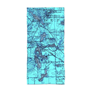 Waterford Township- West Beach Towel