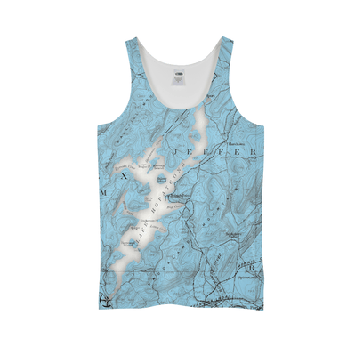 Lake Hopatcong Men's Tank