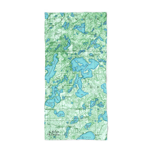 Bay Lake Beach Towel