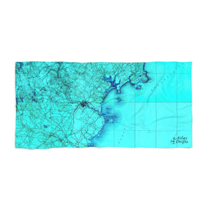 Biddeford Beach Towel