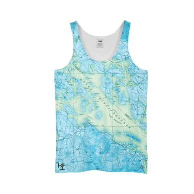 Lake Winnipesaukee Men's Tank