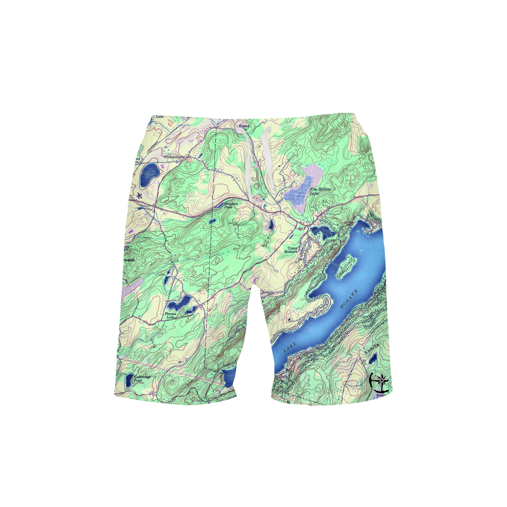 Mohawk Lake Men's Swimsuit