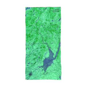 Great Sacandaga Lake Beach Towel