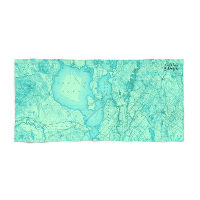 Sebago Lake Beach Towel