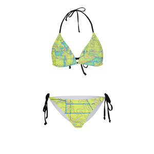 Lake Country Bikini (Yellow)
