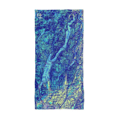 Lake George Beach Towel