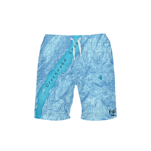 Greenwood Lake Men's Swimsuit