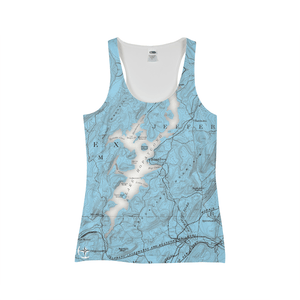 Lake Hopatcong Women's Tank