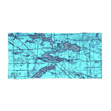 Waterford Township- East Beach Towel