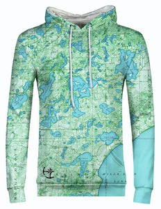 Bay Lake Men's Hoodie
