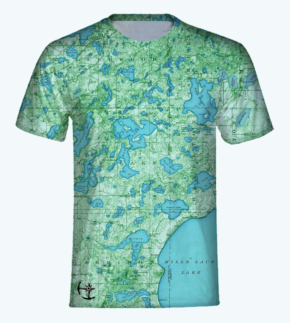 Bay Lake Men's T-Shirt