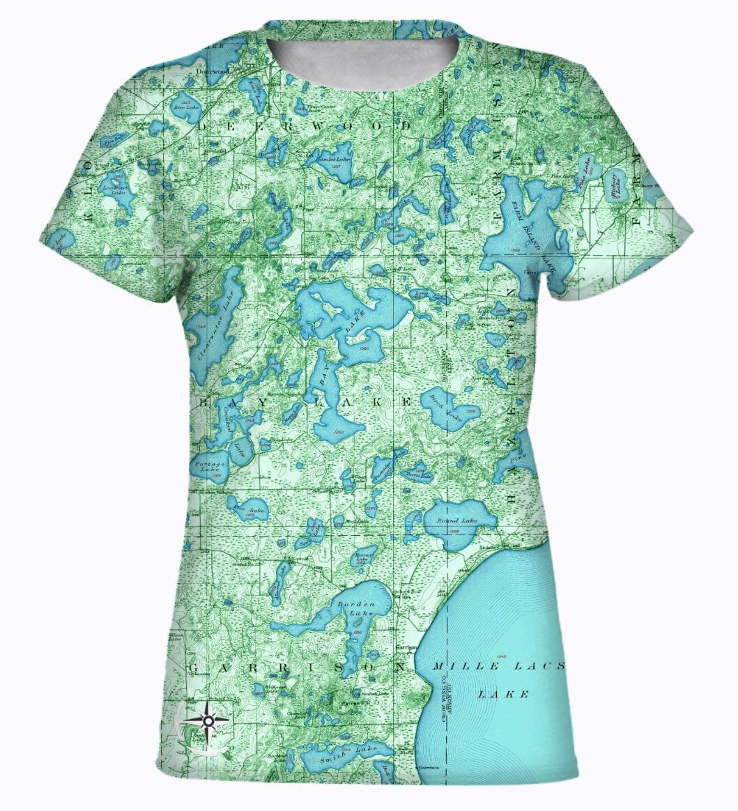 Bay Lake Women's T-Shirt