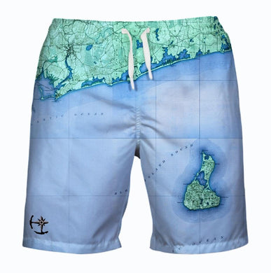 Block Island Men's Swimsuit