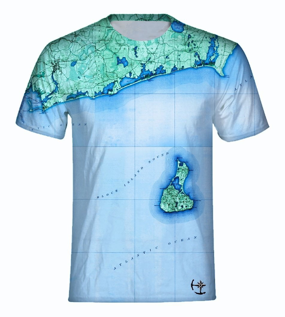 Block Island Men's T-Shirt