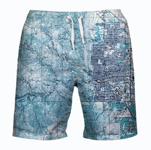 Boulder Men's Swimsuit