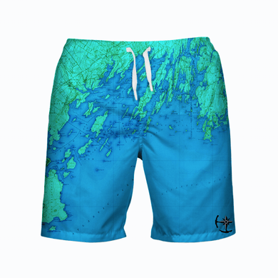 Casco Bay Men's Swimsuit