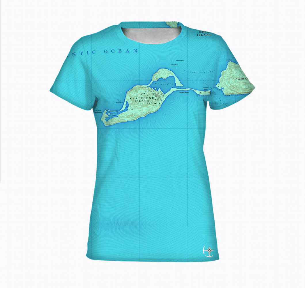 Cuttyhunk Island Women's T-Shirt