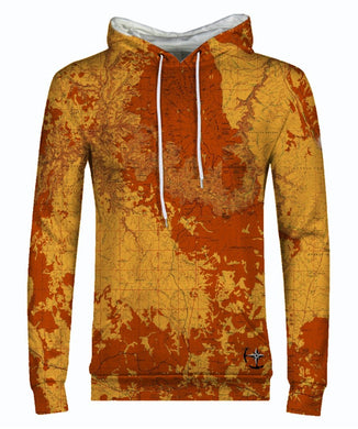 Grand Canyon Men's Hoodie