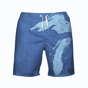 Great Lakes Men's Swimsuit