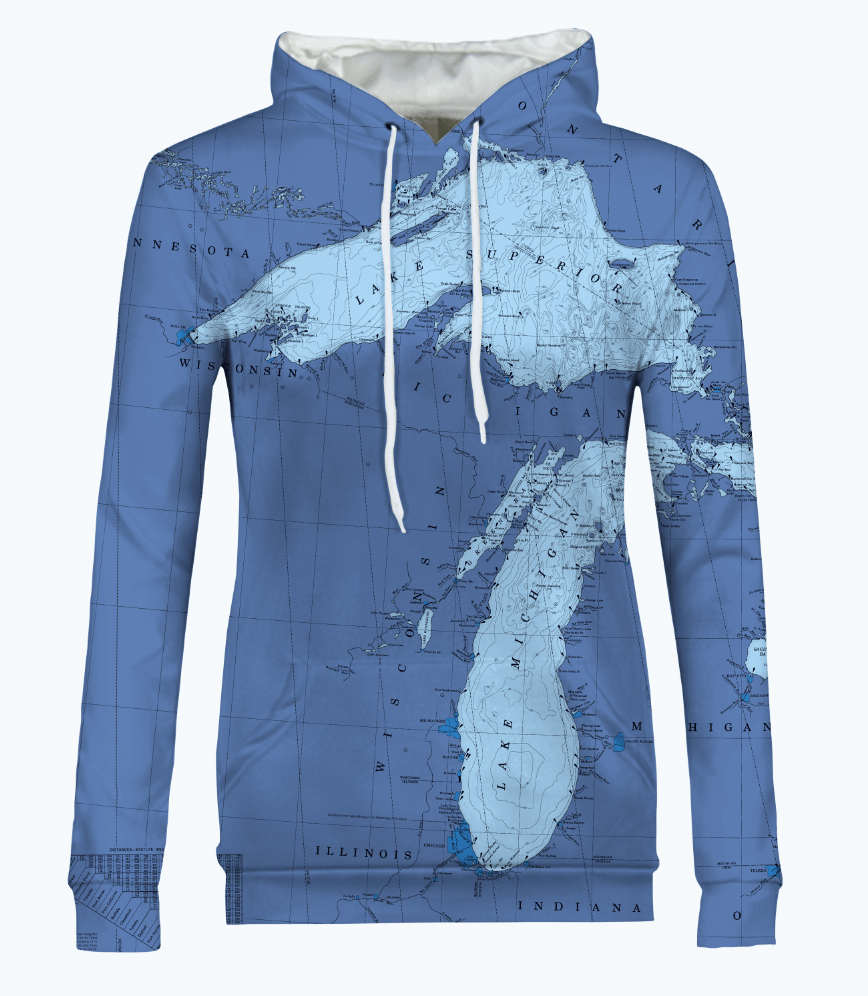 Great Lakes Women's Hoodie