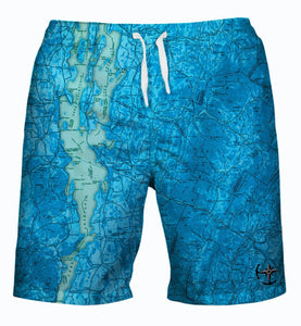 Lake Champlain Men's Swimsuit