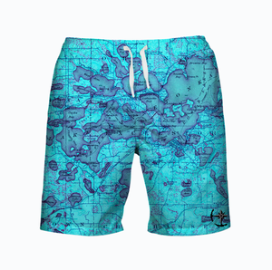 Lake Minnetonka Men's Swimsuit