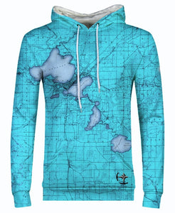 Yahara River Valley Men's Hoodie