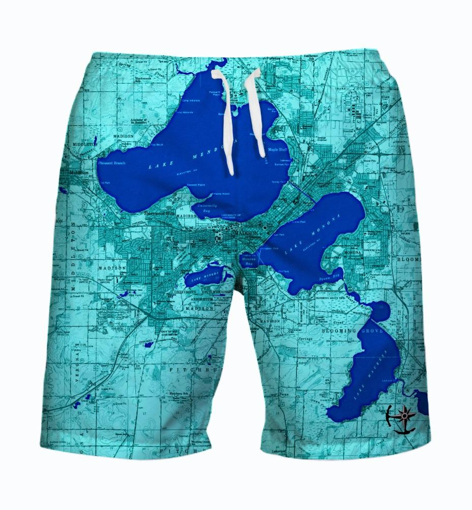 Madison Men's Swimsuit