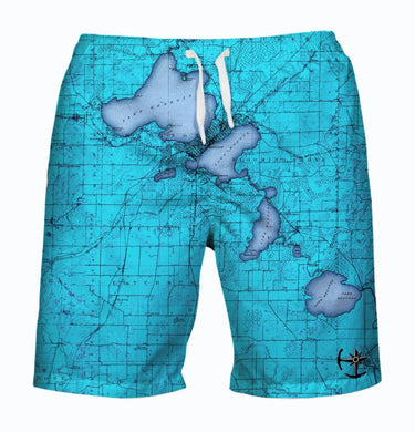 Yahara River Valley Men's Swimsuit