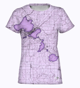 Yahara River Valley Women's T-Shirt