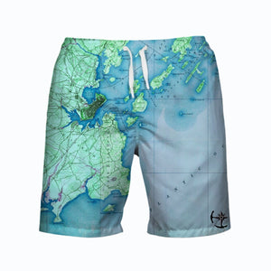Portland Maine Men's Swimsuit