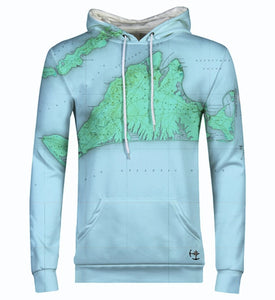 Martha's Vineyard Men's Hoodie