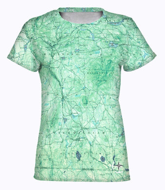 Mount Monadnock Women's T-Shirt
